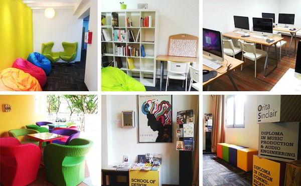 Trường Thiết kế, Phương tiện Mới & Nghệ thuật Orita Sinclair