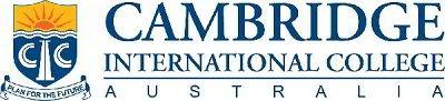 Logo trường cao đẳng quốc tế Cambridge