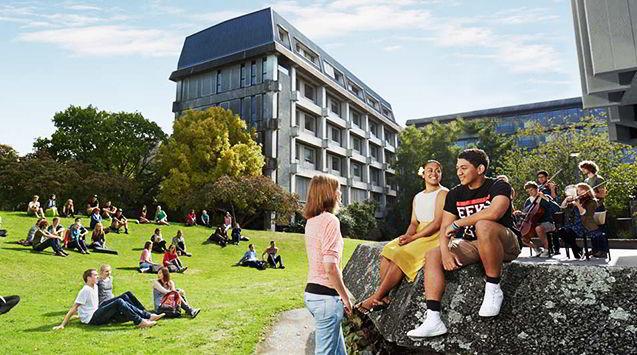 đại học Canterbury New Zealand