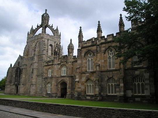 Trường đại học Aberdeen - Du học Anh Quốc
