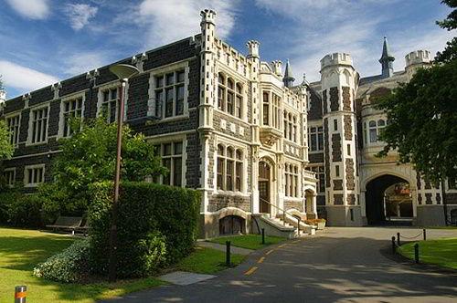 Khuôn viên Đại học Bách khoa Otago
