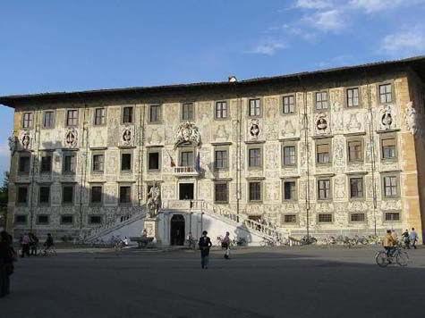 Du học Ý trường đại học Tổng hợp Pisa