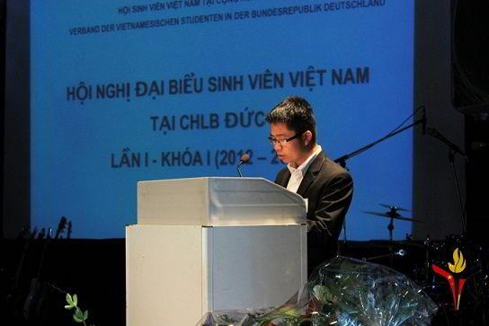 Hội sinh viên Việt Nam tại Đức