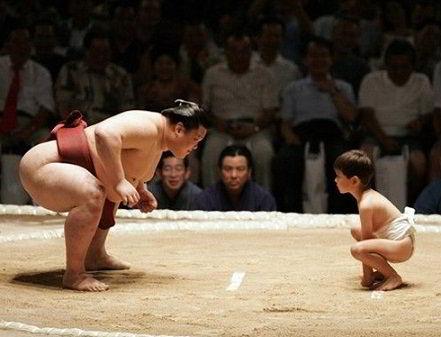 Đấu vật Sumo Nhật Bản