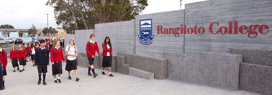 Trường trung học Ranggitoto New Zealand