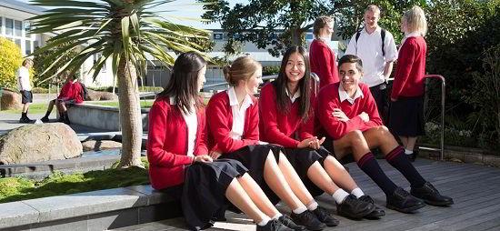 Sinh viên tại trường Ranggitoto