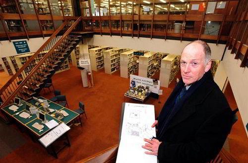 Thư viện Đại học Bách khoa Otago được thiết kế độc đáo, hiện đại.
