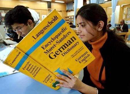 Tiếng Đức một ngoại ngữ hấp dẫn