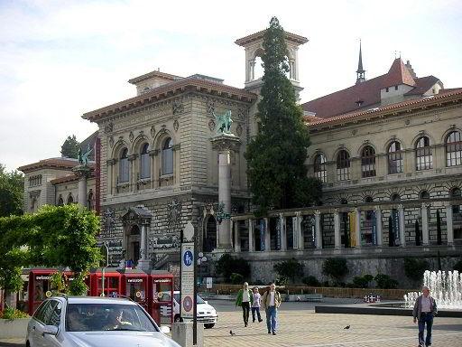 Trường Đại học tổng hợp Lausanne