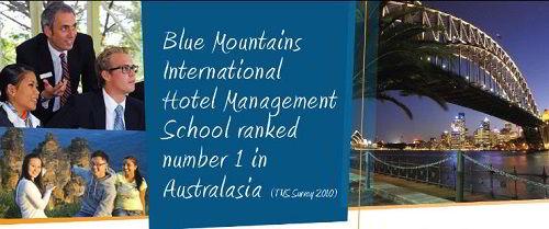 Học bổng học viện Blue Mountain