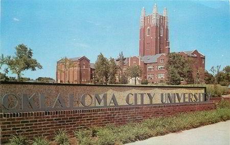 Đại học Oklahoma City