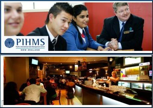 Học bổng tại trường Pihms New Zealand