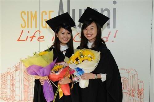 Sinh viên quốc tế có thể chọn phân nhánh SIMGE để theo đuổi ước mơ.