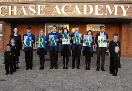 Trường Chase Grammar