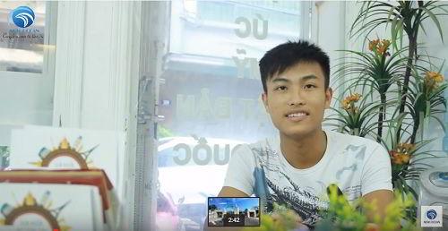 Chúc mừng Bùi Thọ Nhất nhận Visa du học Hàn Quốc