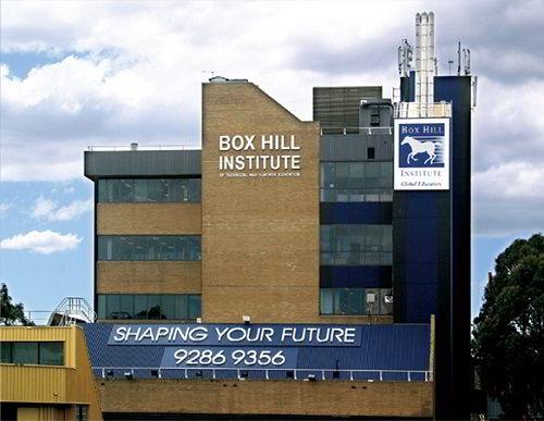 Học viện Box Hill