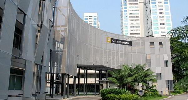 Chi nhánh trường Đại học Curtin tại Singapore ( Curtin Singapore )