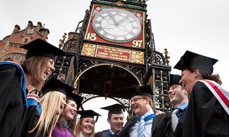 Học bổng du học anh trường đại học tổng hợp Chester