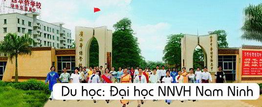 Trường Ngôn ngữ Văn hoá Trung Quốc Nam Ninh