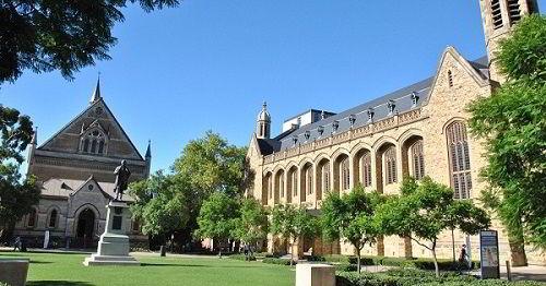 Du học đại học Adelaide Úc cùng học bổng quốc tế hấp dẫn của trường
