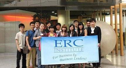 Ưu Đãi Đặc Biệt Trường ERC Singapore Tháng 10