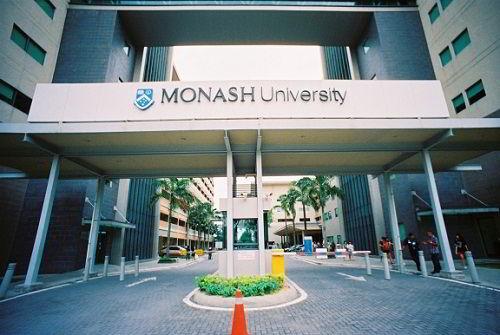 Du học trường đại học Monash