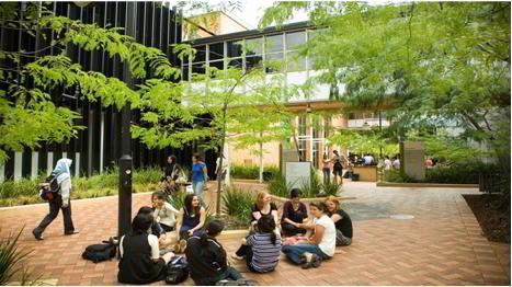 Campus Trường Đại học Monash
