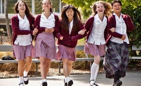 Sinh viên trường phổ thông Cashmere – New Zealand