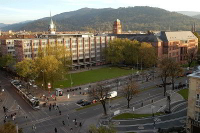 Thành Phố Fribourg