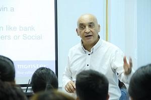 Thomas G.Giglione – Chuyên gia phát triển Giáo dục Toàn cầu