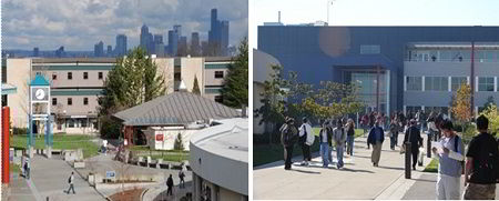 Kỳ nhập học Trường cao đẳng South Seattle