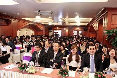 Hội thảo có sự tham gia của nhiều đại diện các trường danh tiếng