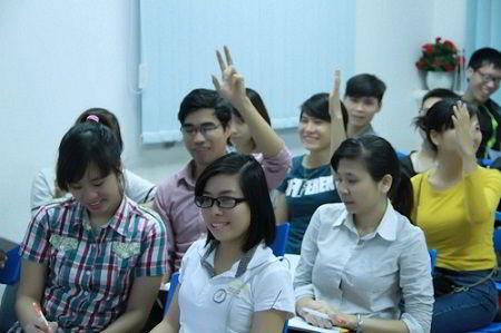 Năng động cùng hội thảo du học Hàn Quốc gặp gỡ đại diện trường Daegu