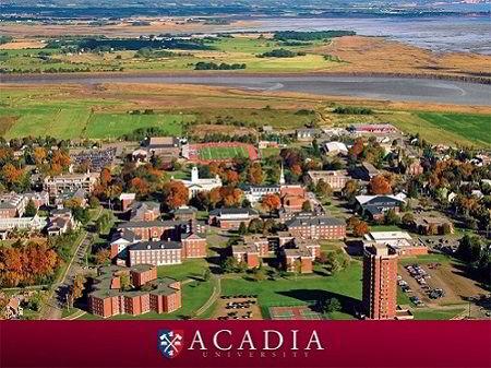 Trường đại học Acadia