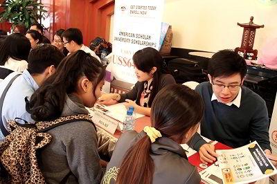 Bạn Hoàng Nghĩa Phong cựu du học sinh Mỹ, tư vấn kỹ năng săn học bổng