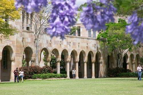 Học bổng sau đại học tại Queensland Úc