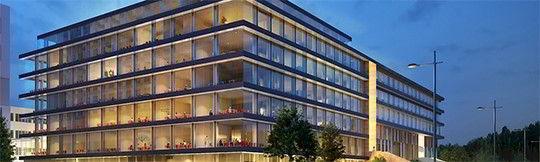 Hình ảnh khuôn viên trường Rotterdam Business School