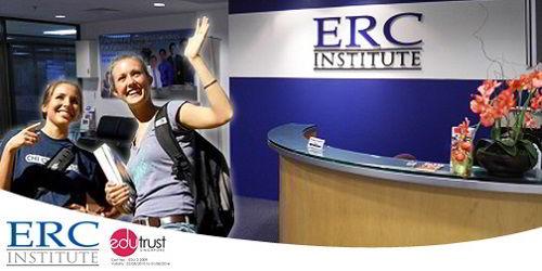 ERC Institute Singapore ưu đãi học bổng đặc biệt tháng 12/2014