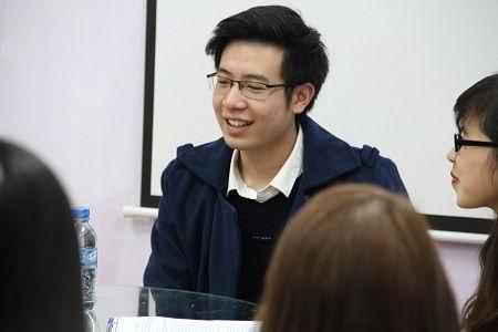 """Bạn Hoàng Nghĩa Phong – cựu du học sinh Mỹ chia sẻ kinh nghiệm """"săn"""" học bổng"""