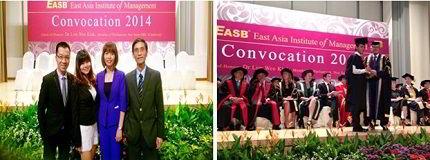 Một số hình ảnh về Lễ tốt nghiệp của trường