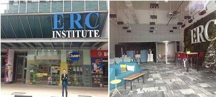 Một số hình ảnh của trường ERC