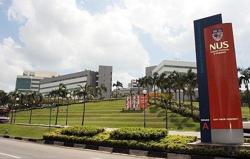 Trường đại học quốc gia Singapore ( NUS )
