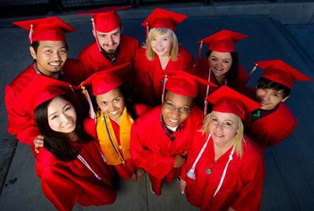 Sinh viên Trường Everett