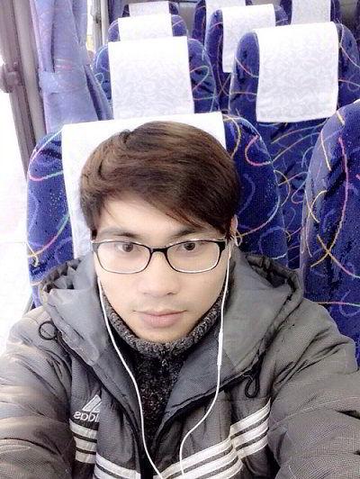 Chu Văn Chiến - du học sinh tại Nhật Bản