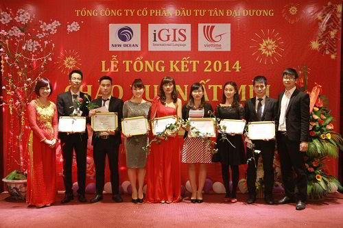 Nhiều cá nhân tập thể đã được vinh danh tại Gala Tổng kết