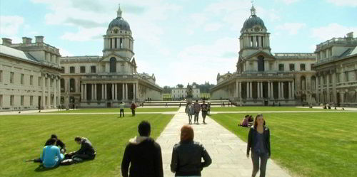 Đại học tổng hợp Greenwich Anh