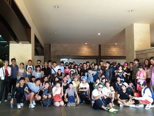 Sinh viên trường Nhật ngữ Waseda Edu