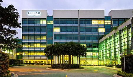 TRƯỜNG INSEAD SINGAPORE