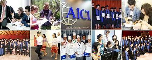 Với chất lượng đào tạo và môi trường học tập lý tưởng, AICL đã thu hút hơn 2800 sinh viên từ trên 60 quốc gia trên thế giới theo học.