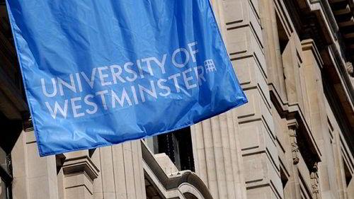 Học bổng toàn phần trường đại học Westminster
